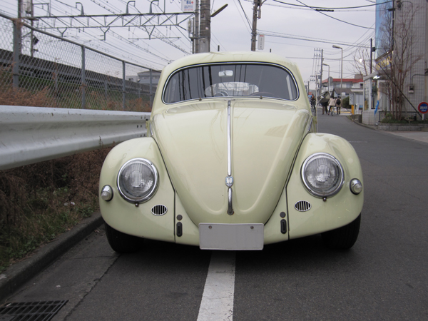 '55 TYPE-1 OVAL 前