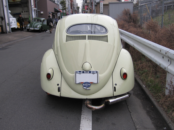 '55 TYPE-1 OVAL 後