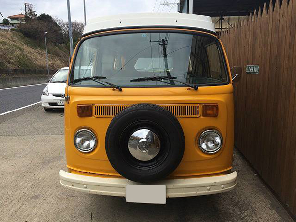 '74 TYPE-2 WESTFALIA